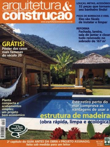 Revista Arquitetura & Construção - Matéria sobre a região de ...