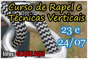 CURSO DE RAPEL E TECNICAS VERTICAIS (10 e 11/10)