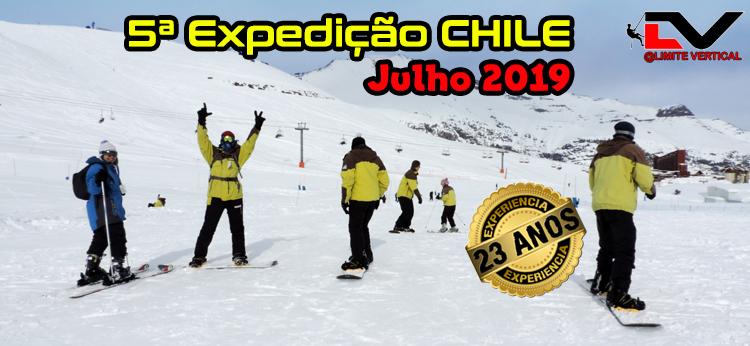 Expedição Chile 2019