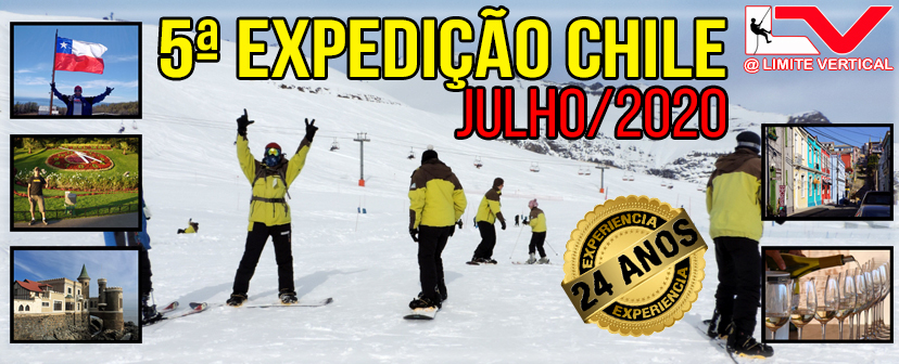 Expedição Chile 2020